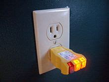 Electrical Outlet Tester Wikipedia
