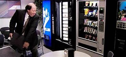 Vending Office Kevin Machines Malone Signage Machine