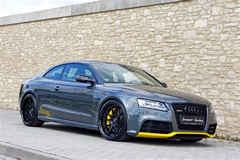 Audi Rs5 Grey by Audi Rs5 2014 Grey Hd Wallpaper Background Images