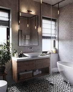 36, Elegant, Industrial, Bathroom, Design, Ideas, On, A, Budget