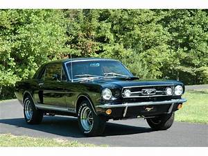 1966 Ford Mustang GT for Sale on ClassicCars.com on ClassicCars.com