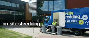 select onsite shredding reading berkshire oxford With document destruction equipment