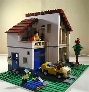 Lego Kz Bausatz Kaufen : lego creator lego haus und stadtvilla 31012 lego test ~ Bigdaddyawards.com Haus und Dekorationen