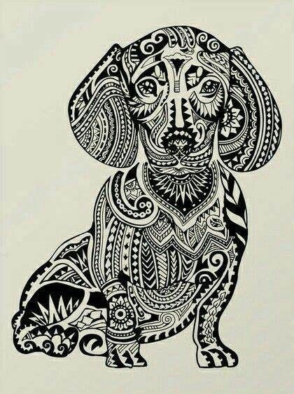 Download free svg files for your art & craft projects. dachshund mandala svg free - Google Search | Dachshund ...