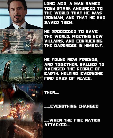 Iron Man Meme - ironman 3 in a nutshell the avengers know your meme