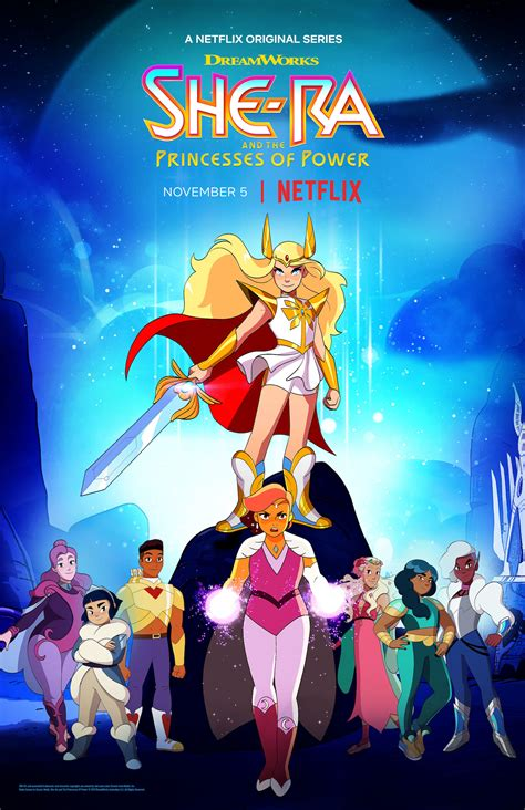Final season of #shera now streaming on netflix! She-Ra and the Princesses of Power Season 4 Trailer Gets Serious - /Film