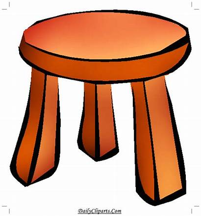 Stool Clipart Icon Cliparts Daily