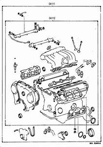 Toyota T100 Gasket Kit  Engine Overhaul