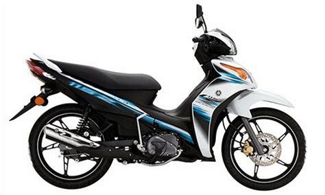 yamaha lagenda 115z fuel injection 2014 di lancarkan canggih bergaya arena motor