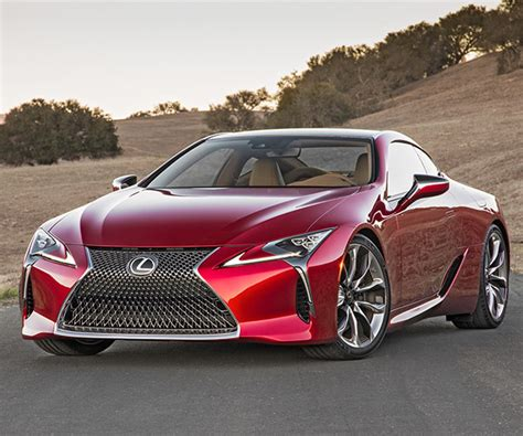 Lc 500 Lexus Cost 2018 lexus lc 500 performance coupe prices announced