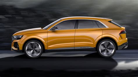 2018 audi q8 revealed youtube