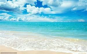 Fond Ecran Mer : tlcharger fond d 39 ecran mer ciel plage fonds d 39 ecran ~ Farleysfitness.com Idées de Décoration