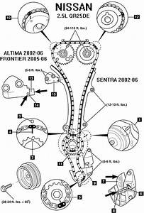 diagrama de cadena de tiempo nissan 24 With diagrama de cadena de tiempo motor 2 5 16v nissan altima together with