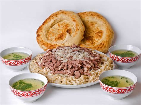 national cuisine of recipe the national dish of kyrgyzstan besh barmak