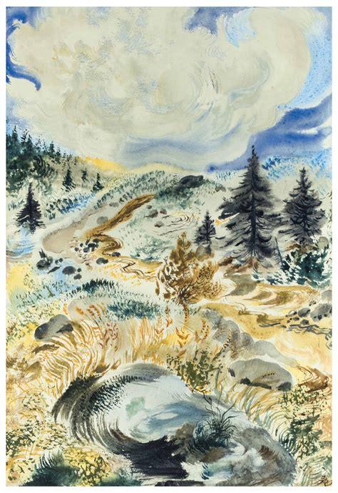 George Grosz (1893-1959) , Cape Cod Landscape | Christie's