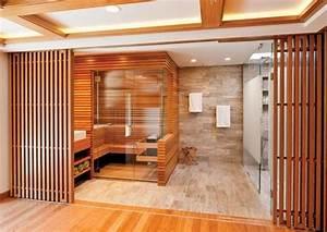 Sauna Für Badezimmer : badezimmer modernes design trend 2014 sauna spa gef hl ~ Watch28wear.com Haus und Dekorationen