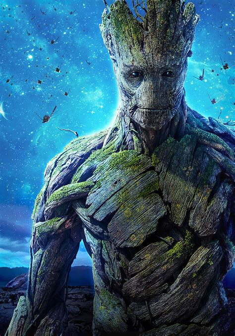 Groot  Wiki Cine Marvel  Fandom Powered By Wikia