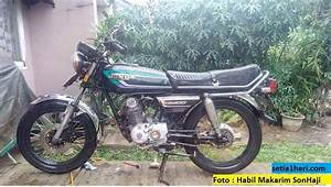 Honda Gl 100 Modifikasi  U2013 Setia1heri Com