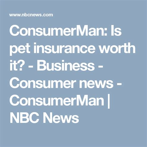 Best pet insurance for 2020. Pet insurance: A good deal? Or a rip off? | Pet insurance, Compare dog food, Pet health insurance