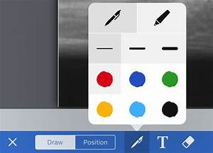 Mobile Ehr App  How Do I Use Drawing Tools On The Ipad   U2013 Drchrono Customer Success