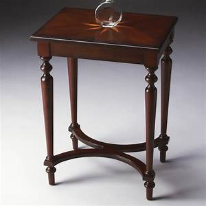 Butler, Accent, Table, 24, 5h, In, -, Plantation, Cherry
