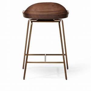 About A Stool : spindle bar stool low back bassamfellows suite ny ~ Buech-reservation.com Haus und Dekorationen
