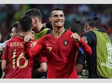 What a match Portugal vs Spain 33 All goals and