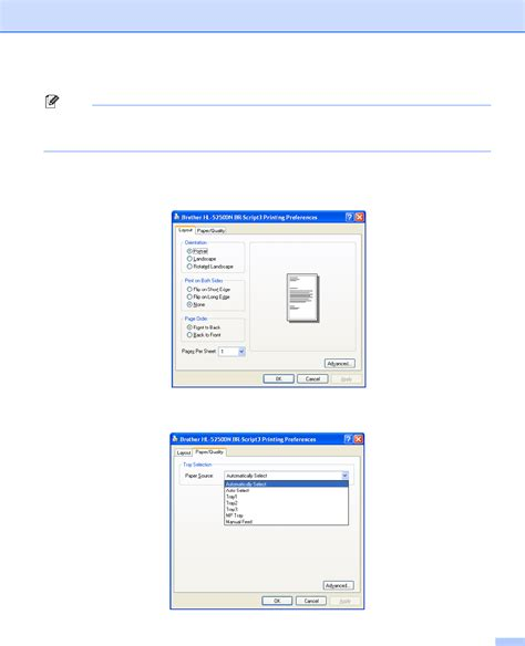 Please identify the driver version that you download is match to your os platform. Brother Hl-5250Dn Windows 10 Driver - Brother Hl 5250dn ...