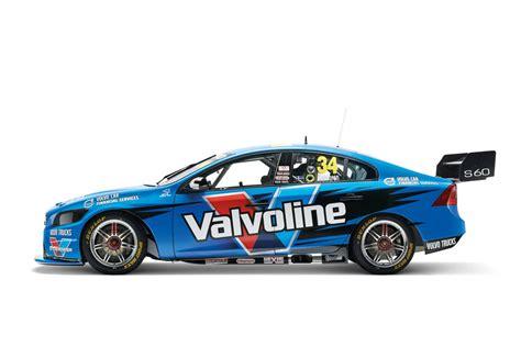 volvo cars news polestar racing   supercar race debut