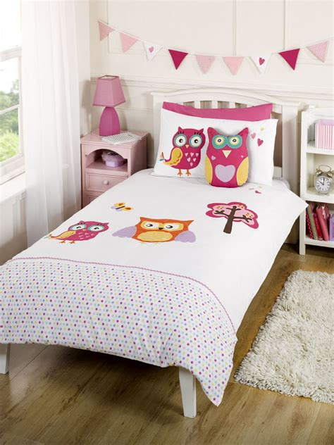 kid bedding 5 ways to improve your owl bed covers bangdodo