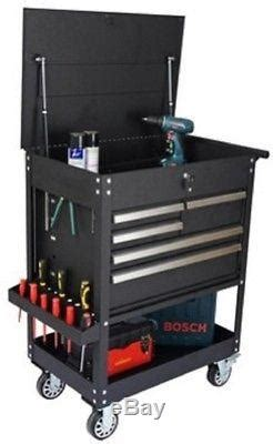 utility cabinet on wheels black utility tool cart 5 drawer rolling cabinet caster