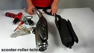 China Roller Tuning : auspuffanlage entdrosseln auspuff turbo kit drossel ~ Jslefanu.com Haus und Dekorationen