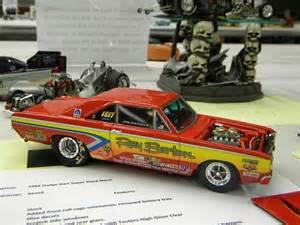 Drag Racing Model Cars