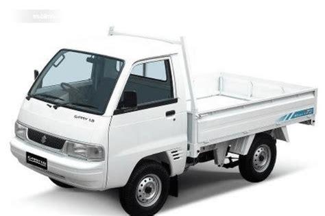 review suzuki carry pick   tenaga handal terlaris