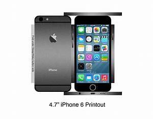 The gallery for --> Iphone 6 Plus Actual Size Print Out