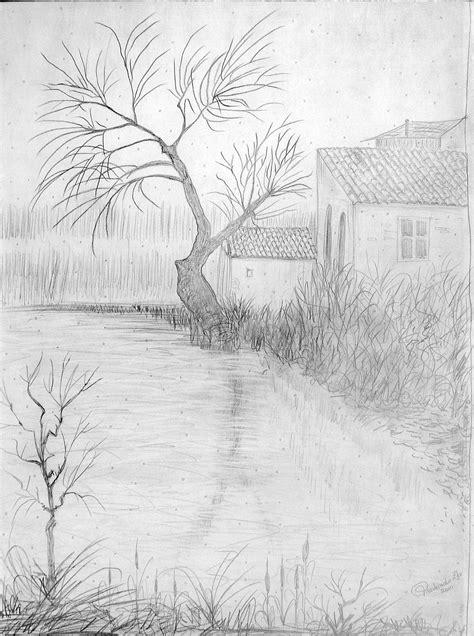 disegni facili da fare ma belli disegni paesaggi a matita facili dd43 regardsdefemmes con