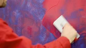 Wandgestaltung Vintage Look : kreative wandgestaltung techniken leinos naturfarben ~ Lizthompson.info Haus und Dekorationen