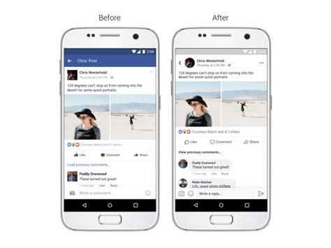 Facebook Redesign Transforms News Feed With Circular