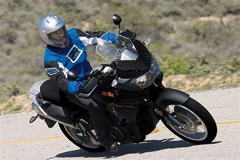 aprilia caponord 1000 2006 aprilia caponord review adventure motorcycle test
