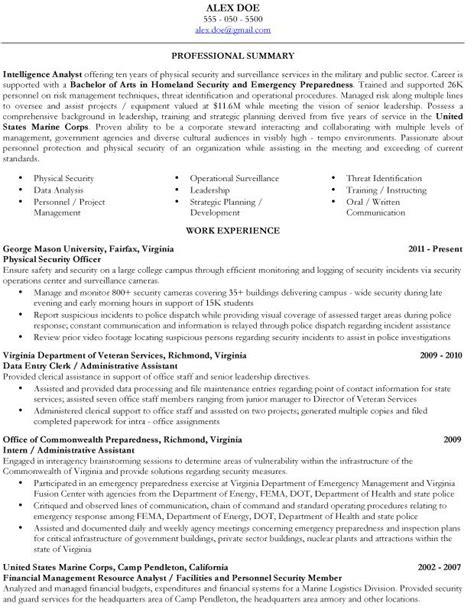 Resume Examples Veterans Resume examples Resume writing