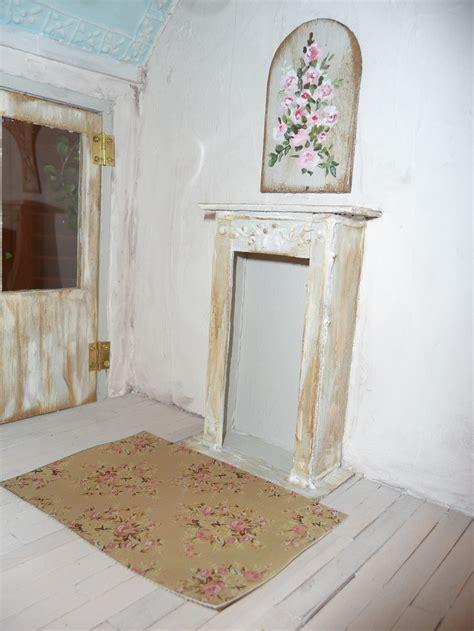 shabby chic rugs ashwell dollhouse rachel ashwell shabby chic rose rug lauren scale one inch