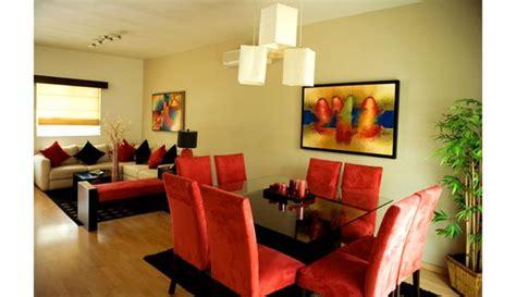 decoracion de sala  comedor en espacios grandes