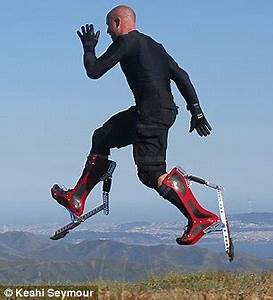 Bionic boots mimic ostrich's gait to let wearers travel at ...