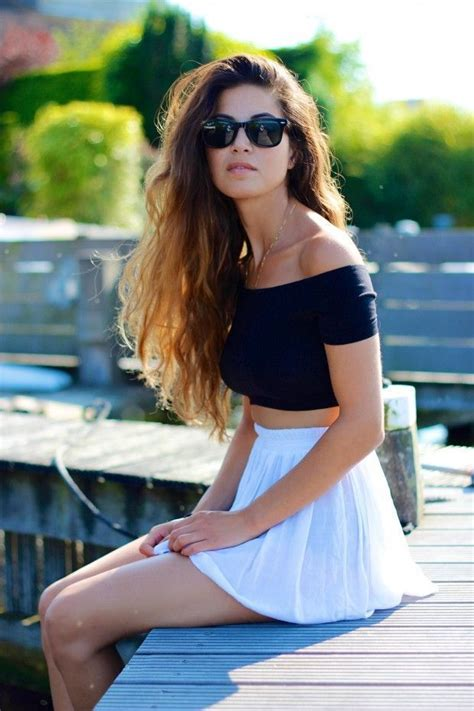 Crop Top Outfits25 Cute Ways To Wear Crop Tops This Season