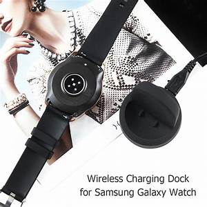 Wireless Charging Dock Cradle Charger For Samsung Galaxy