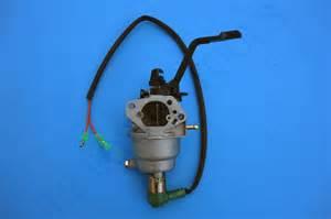 Generac Centrurion Gp5500 5939 6110 0055771 Generator Carburetor Manual Choke