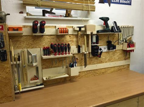 Garage Werkzeugwand by Holzwurmtom Cleat Aufh 228 Ngesystem F 252 R Handwerkzeuge
