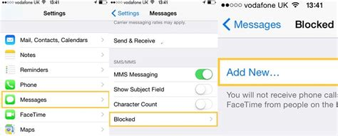 do you block text messages on iphone how to block messages on iphone