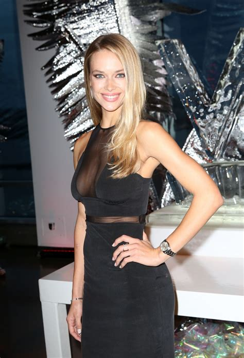 Hannah Ferguson At W Hotel Party To Celebrate Opening Of W