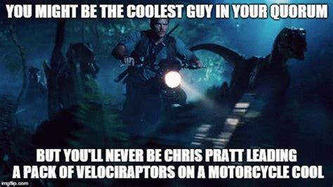 Jurassic Park Meme - hilarious new jurassic world mormon memes lds smile